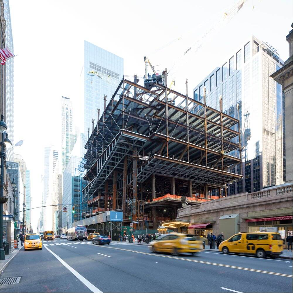 one vanderbilt frame shoring